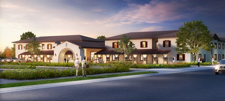 Regency Palms Colton