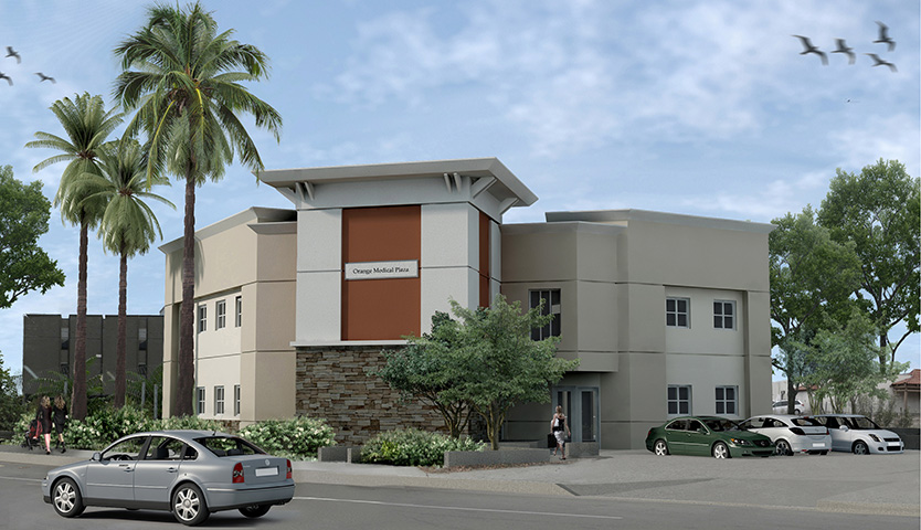 Orange-Medical-Plaza
